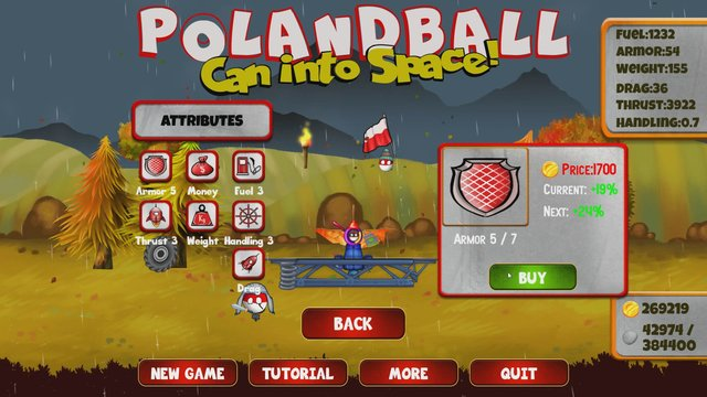 Polandball: Can into Space! screenshot