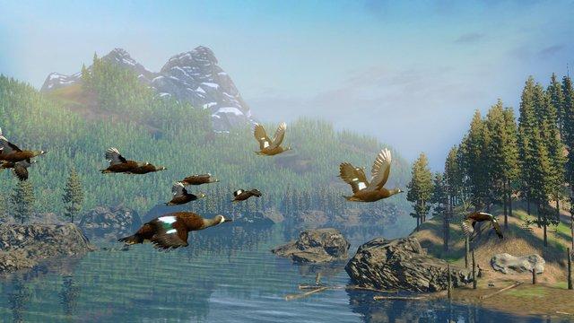 Cabela's North American Adventures screenshot