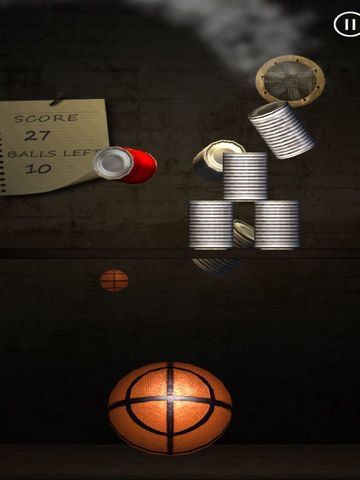 Can KnockDown It 3D screenshot