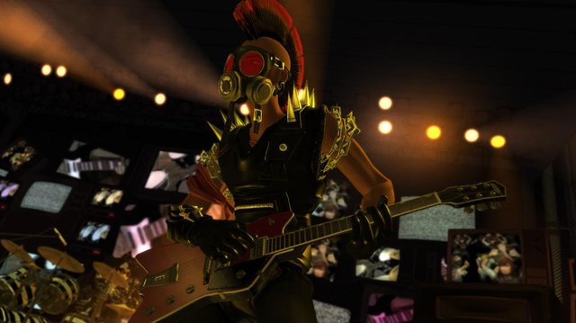 Rock Band Metal Pack screenshot