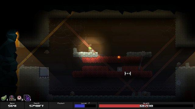 Cavern Kings screenshot