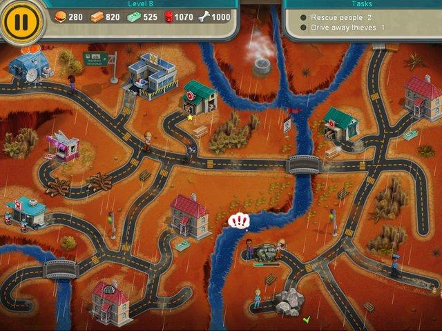 Rescue Team 6 screenshot