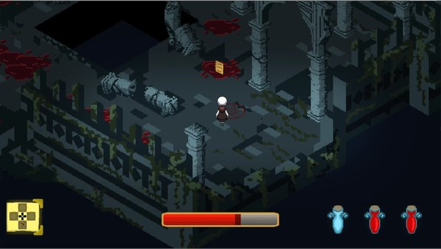 Blood Magic screenshot