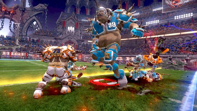 Mutant Football League screenshot