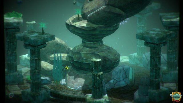 UnderWater Adventure screenshot