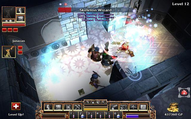 FATE: The Cursed King screenshot