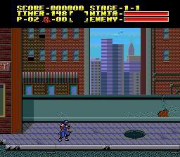 Ninja Gaiden (1988) screenshot