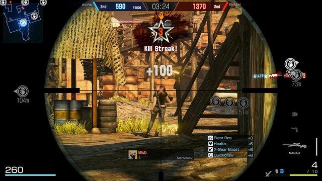 RockShot screenshot