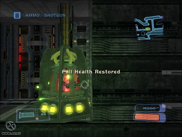 Blowout screenshot