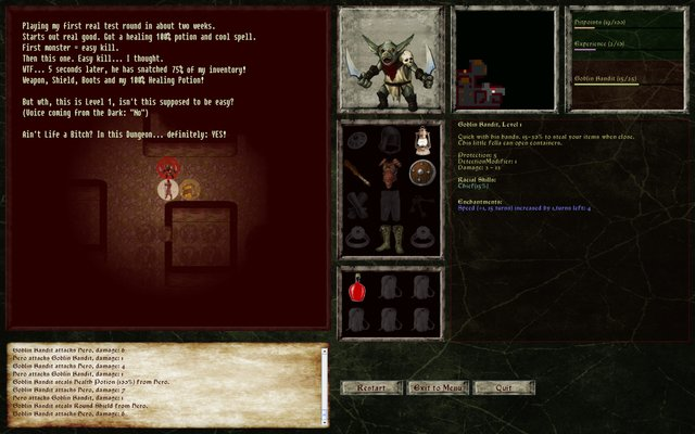 Lord of the Dark Castle screenshot