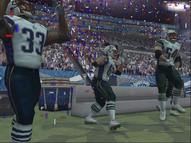 Madden NFL 2005 screenshot