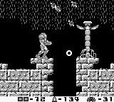 Metroid II - Return of Samus screenshot