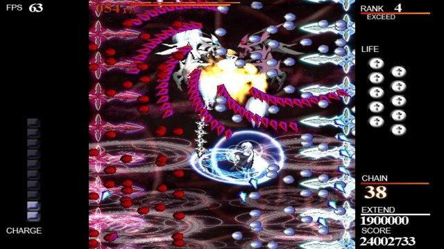 eXceed 2nd - Vampire REX screenshot
