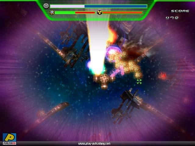 Space Fighter screenshot