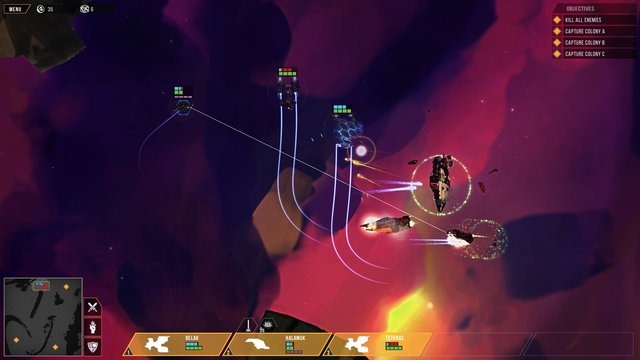 Distant Star: Revenant Fleet screenshot