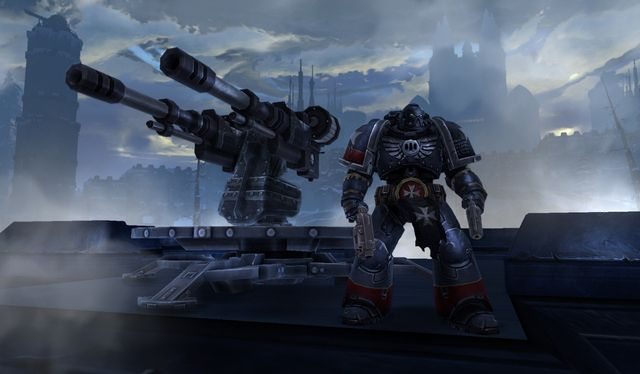 Warhammer 40,000: Dark Millennium screenshot