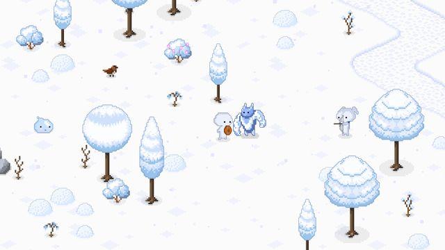 Feel The Snow screenshot