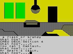 Star Wreck screenshot