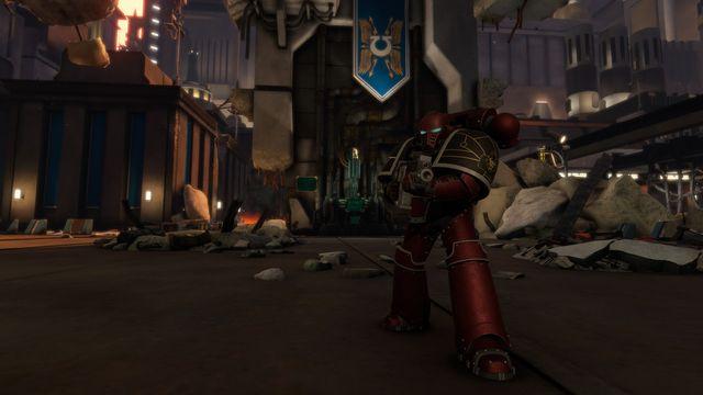 The Horus Heresy: Betrayal at Calth screenshot