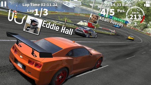 GT Racing 2: The Real Car Experience screenshot
