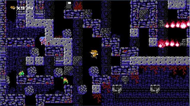 1001 Spikes screenshot