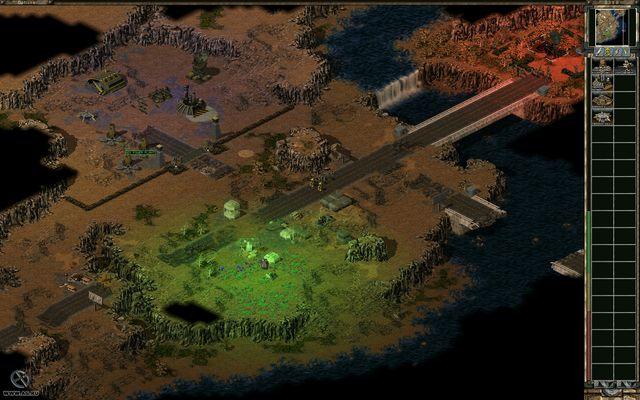 Command & Conquer: Tiberian Sun screenshot