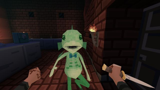 Eldritch screenshot