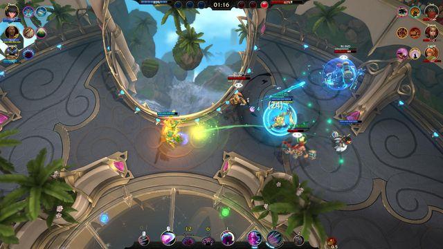 Battlerite screenshot
