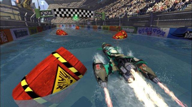 Hydro Thunder screenshot