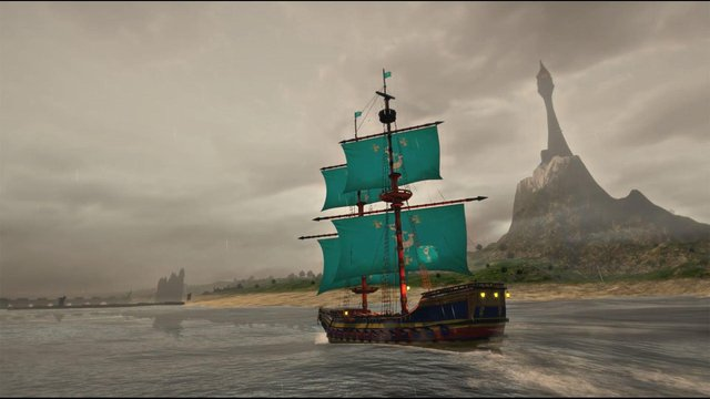 Man O' War: Corsair - Warhammer Naval Battles screenshot