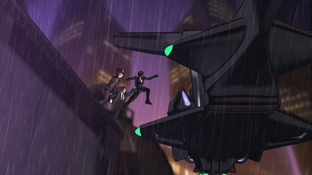 Fear Effect Sedna screenshot