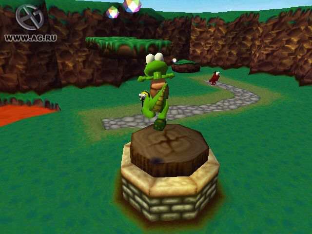 Croc: Legend of the Gobbos screenshot