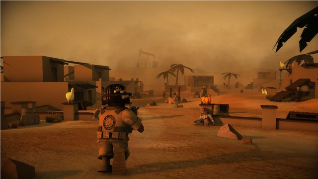 Foreign Legion: Multi Massacre screenshot