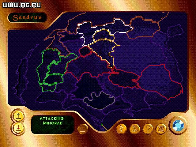 Magic: The Gathering - Battlemage screenshot