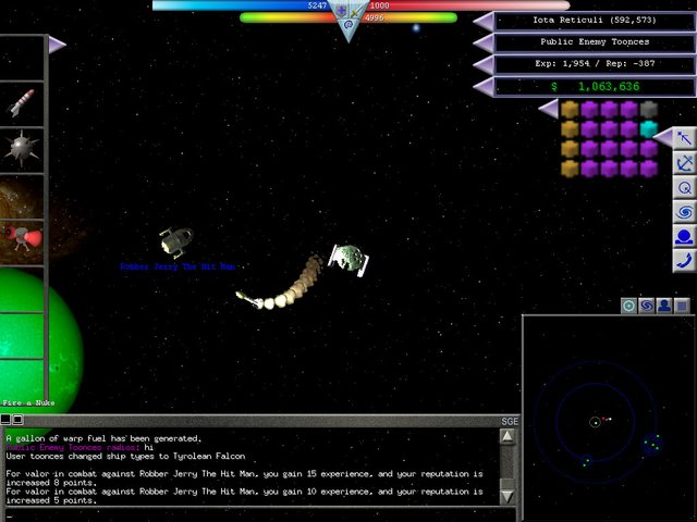 Starport: Galactic Empires screenshot