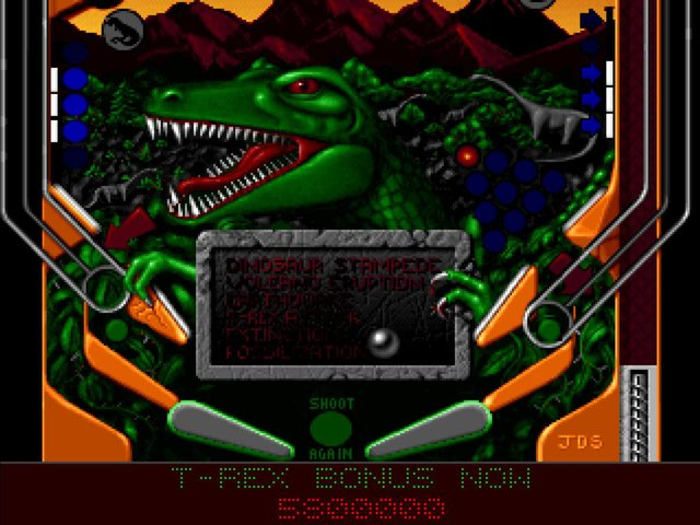 Epic Pinball screenshot