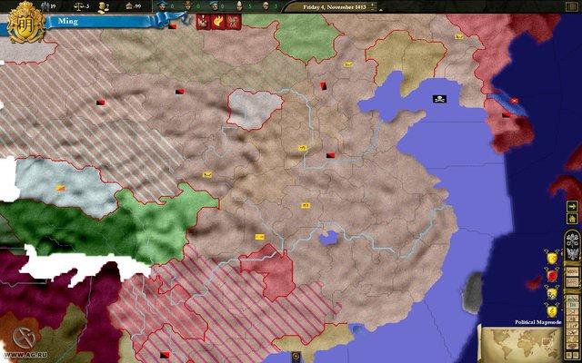 Европа 3. Византия screenshot