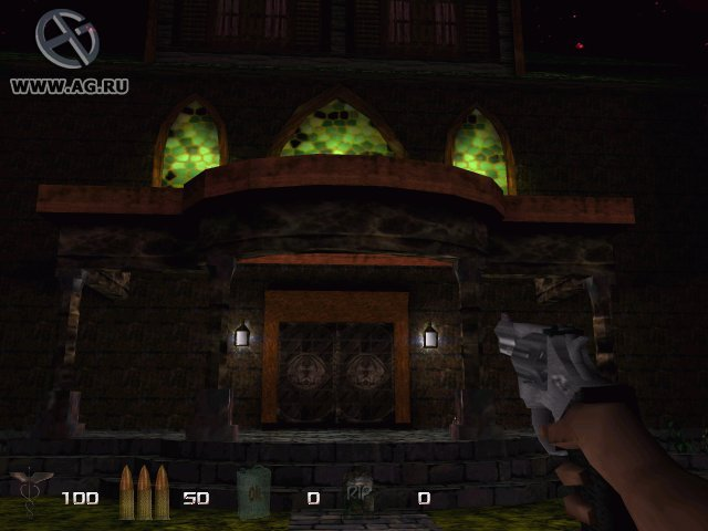 Winthorp's Mansion screenshot