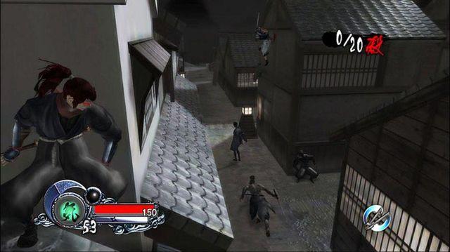 Tenchu Z screenshot