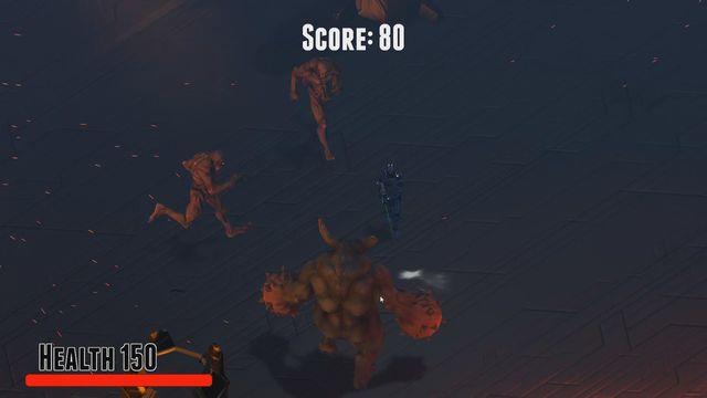 Stranded Alone screenshot