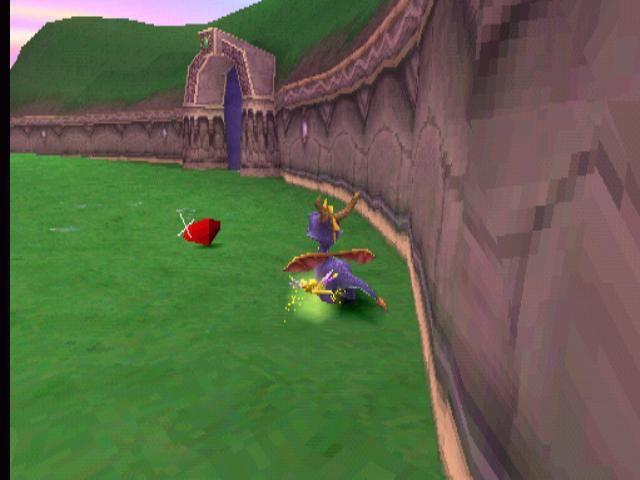 Spyro the Dragon (1998) screenshot