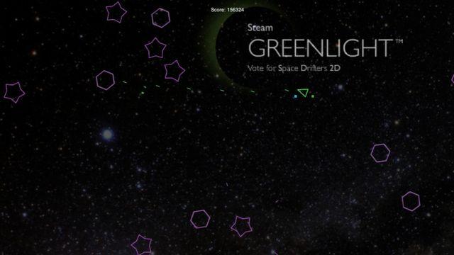 Space Drifters 2D screenshot