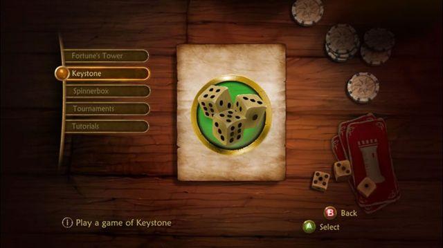 Fable II Pub Games screenshot