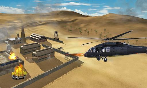 Helicopter Air Gunship: Modern War screenshot