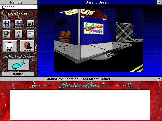 Dare to Dream screenshot