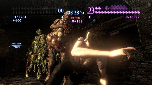 Resident Evil 6 x Left 4 Dead 2 Crossover Project screenshot