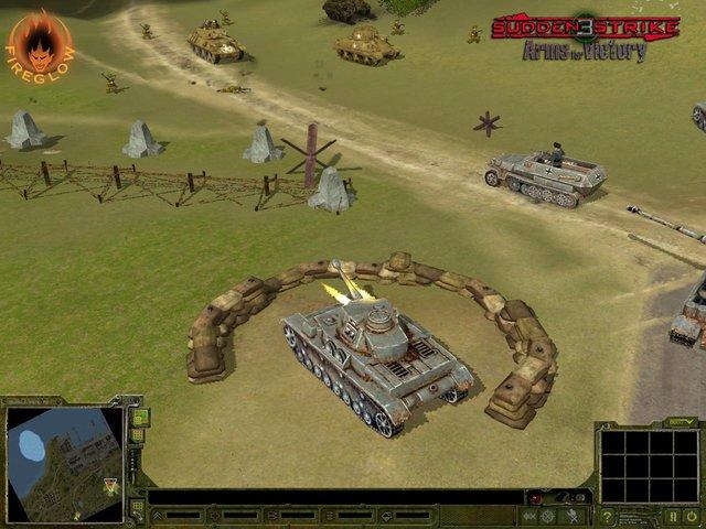 Sudden Strike 3 screenshot