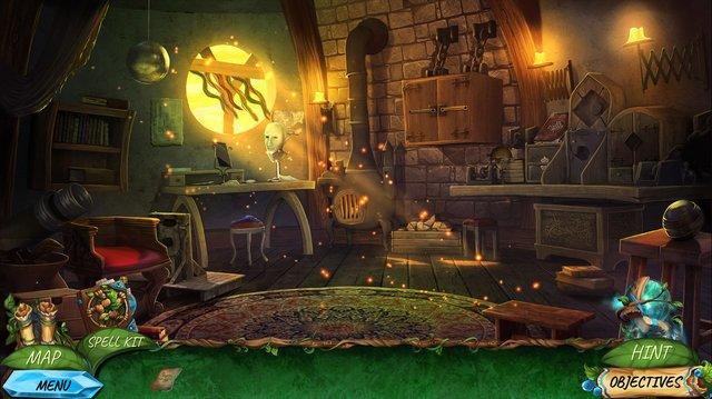 Queen's Quest 4: Sacred Truce screenshot