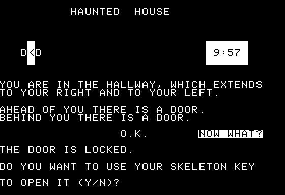 Haunted House (1982) screenshot