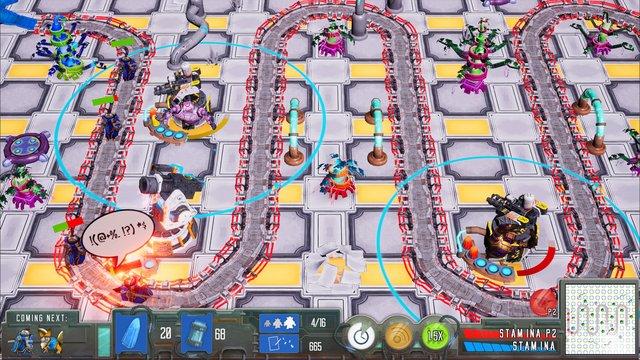 Assault On Metaltron screenshot